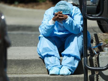 미국 코로나 사망자 50만명 육박