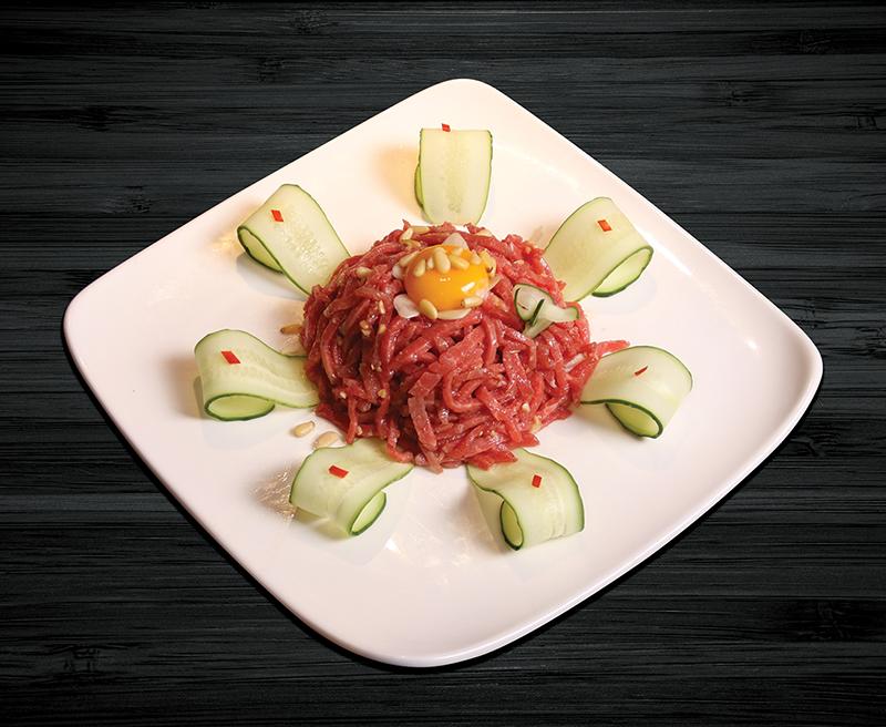 Korean Beef Tartare