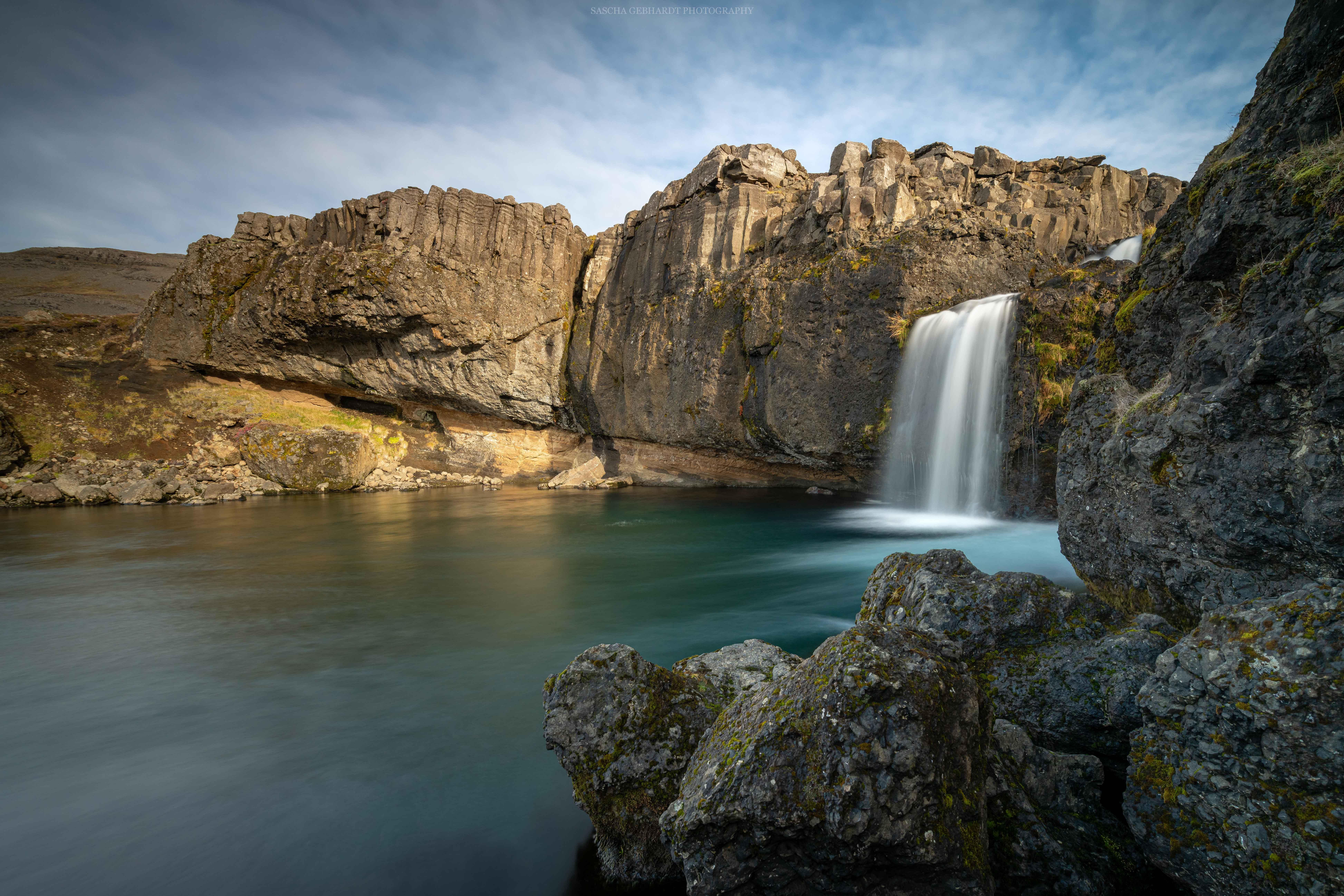 Skorhagafoss Iceland