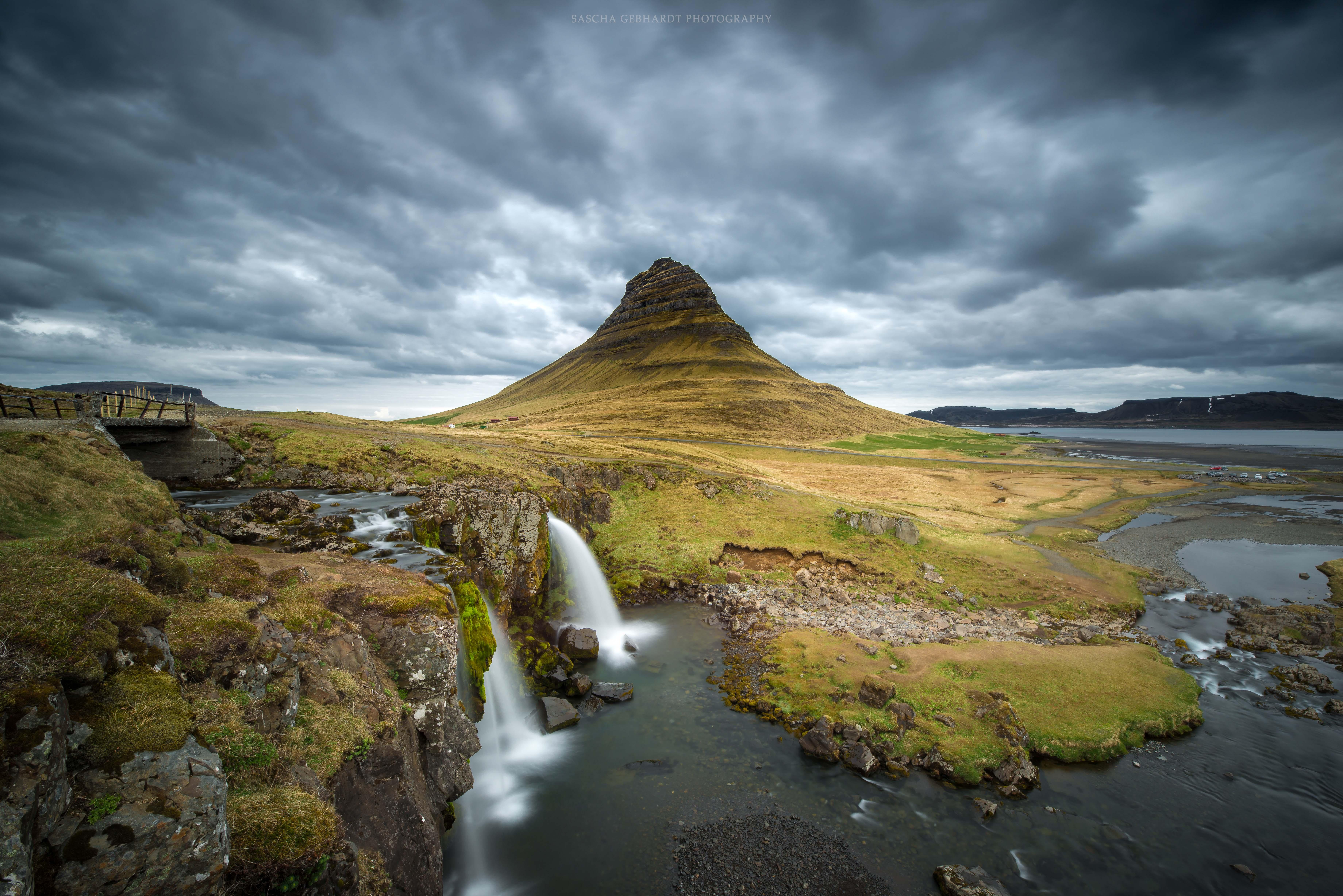 Iceland Mount Kirkjufell