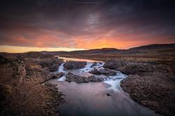 Glanni Iceland sunrise