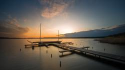 Rangsdorfer See  - Sunset