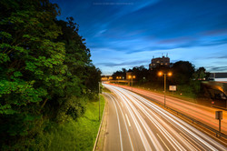 German Autobahn A100