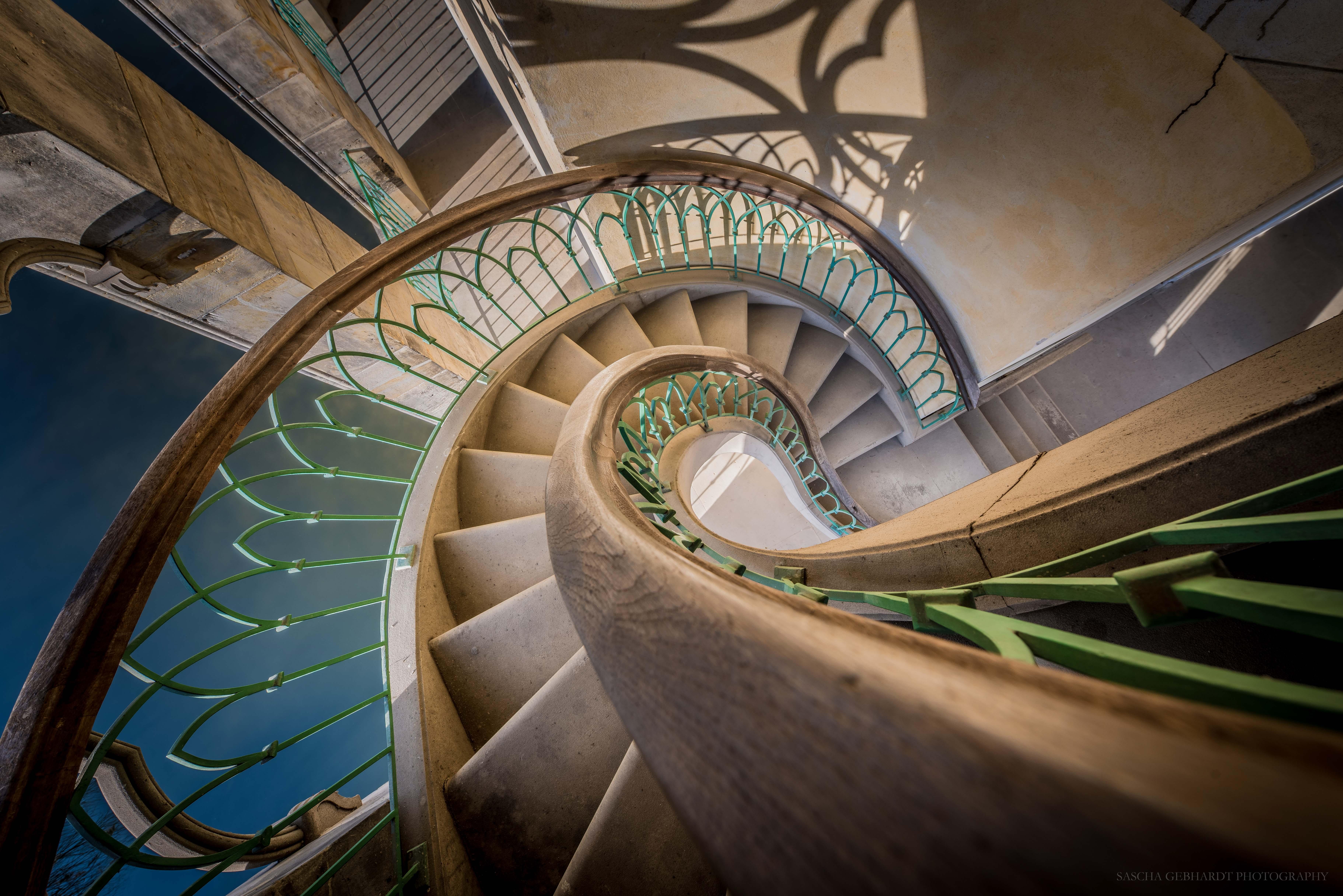 Potsdam Stairs