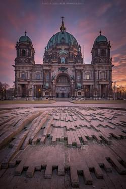 Sunrise Berliner Dom