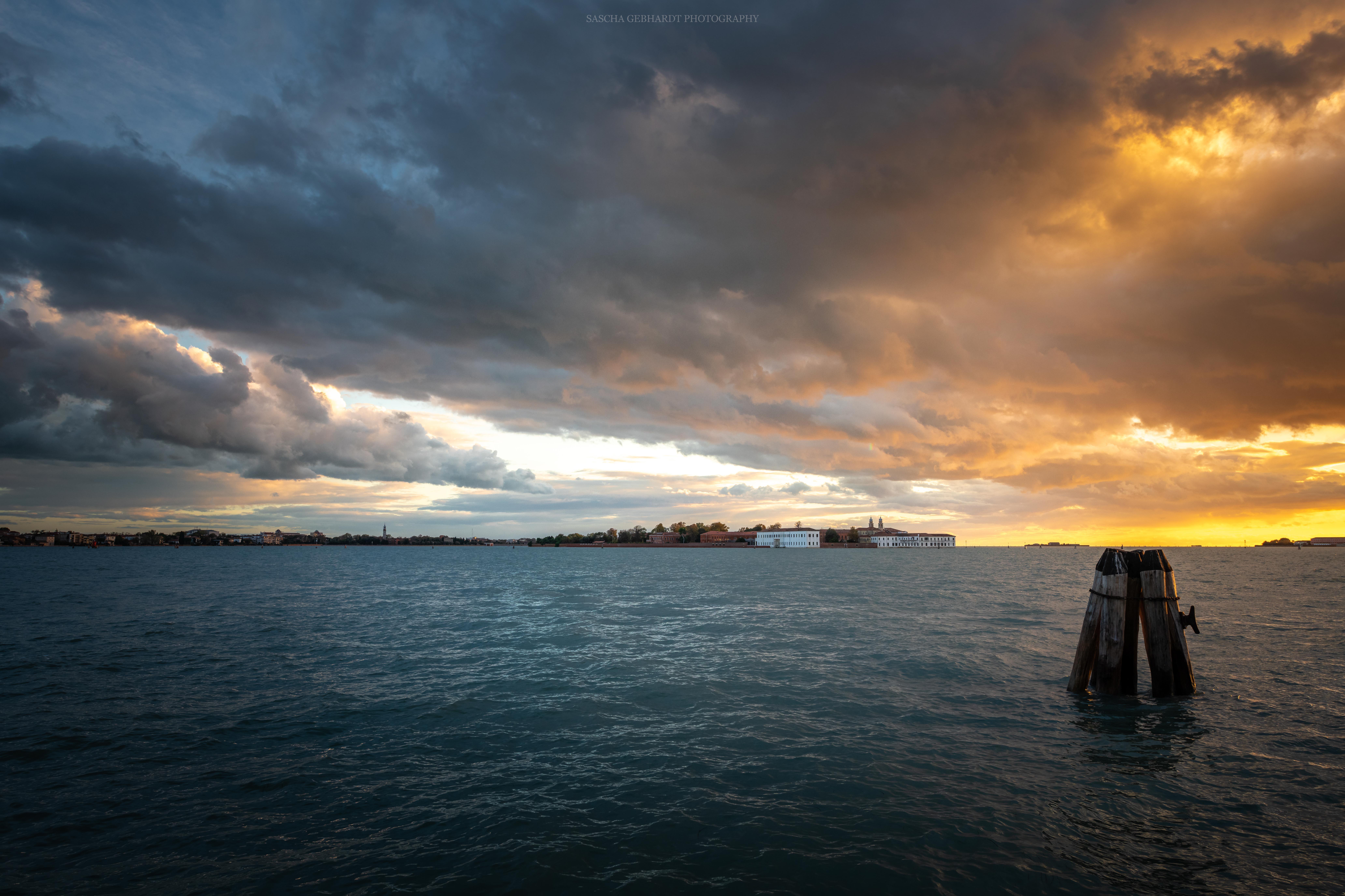 Sunset Venedig