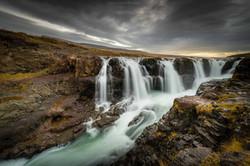 Kolugljúfur Iceland
