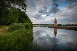Moritzburg - Leuchtturm