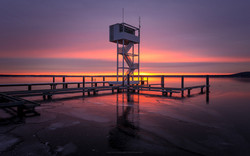 Sunrise Müggelsee