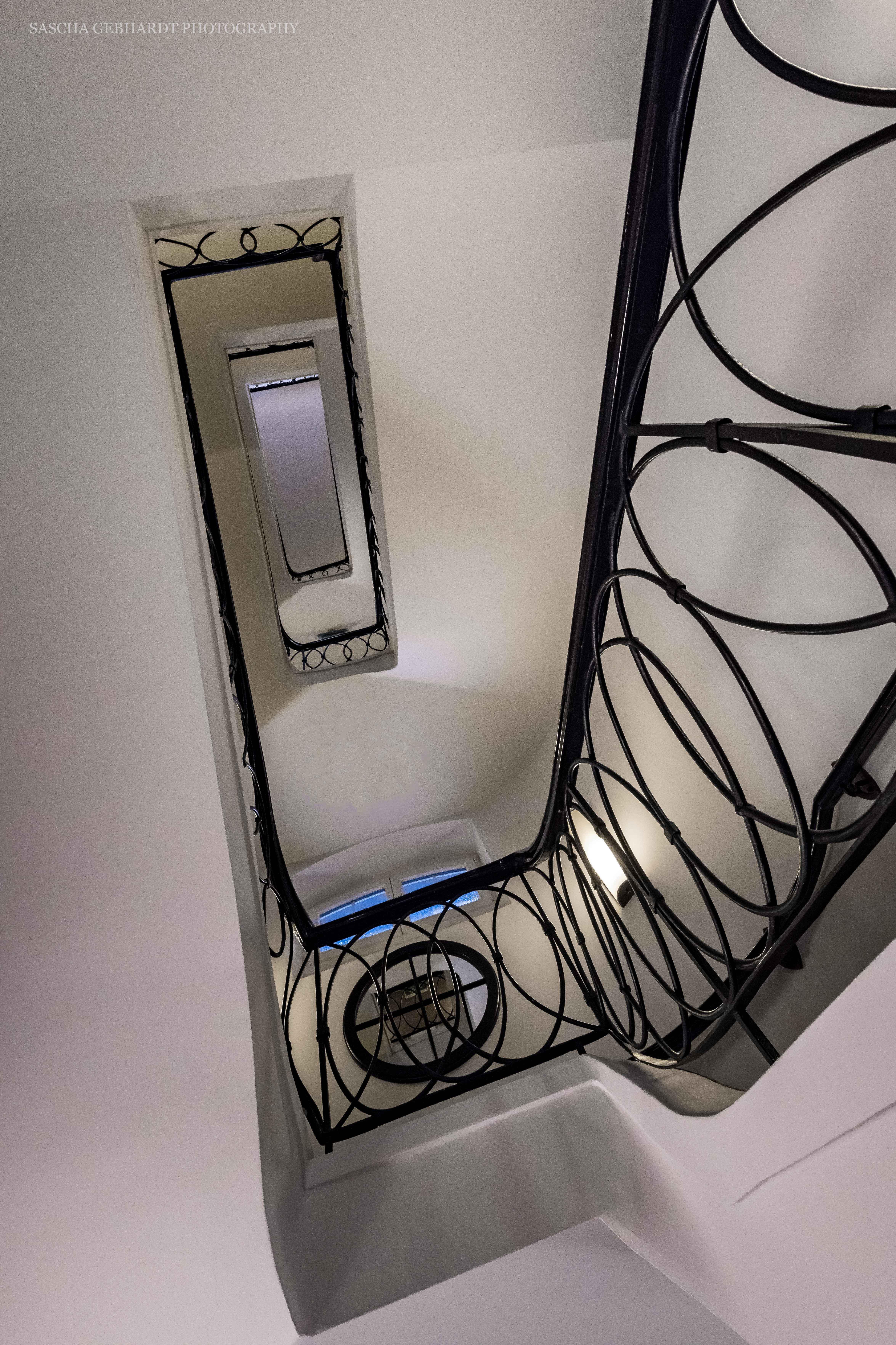 Poznań Stairs
