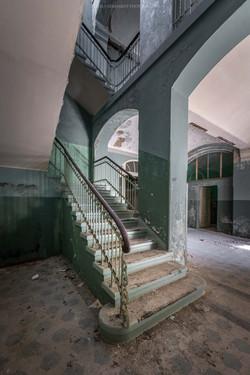 Staircase Beelitz