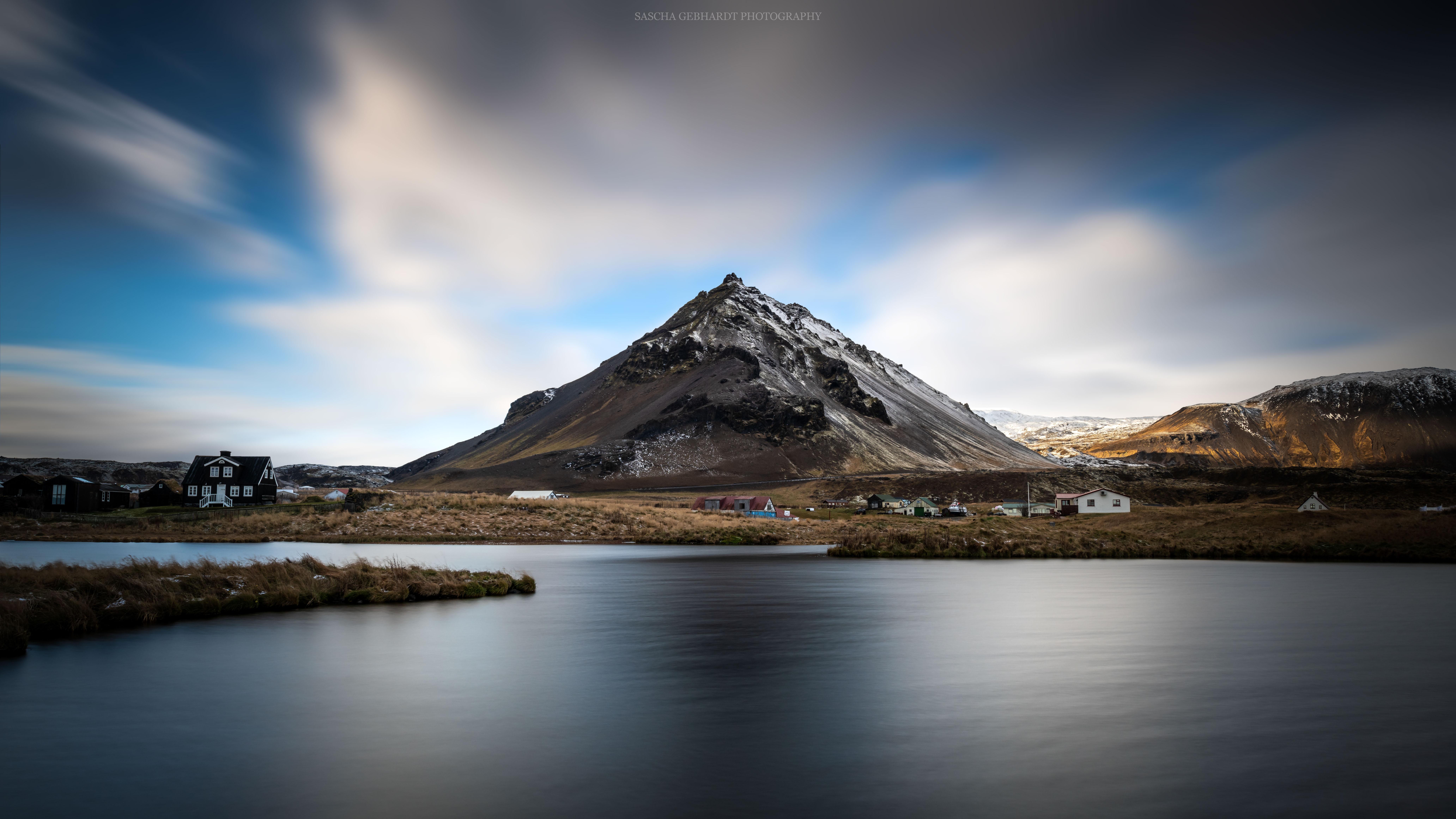 Arnarstapi Island