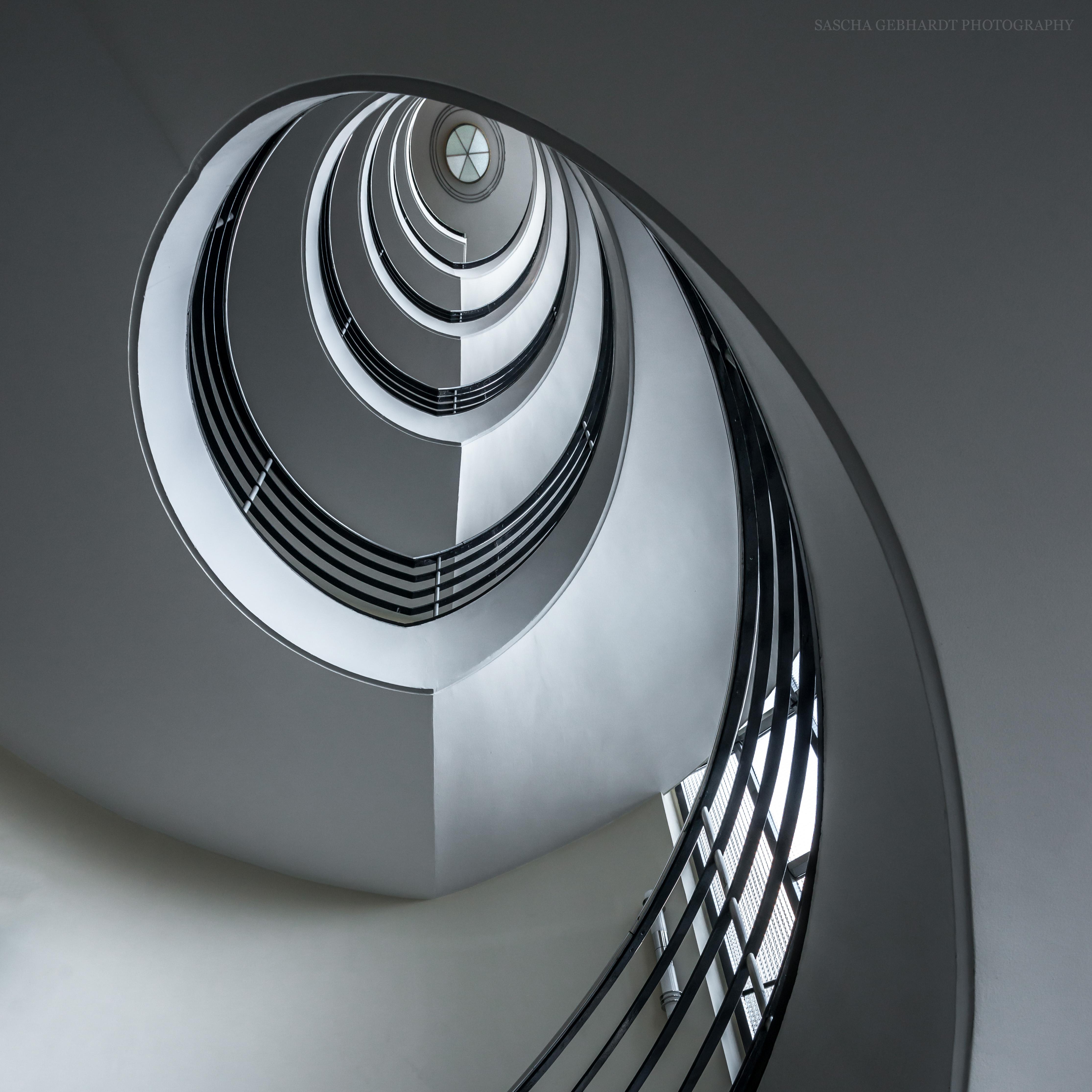 Stairs of Berlin