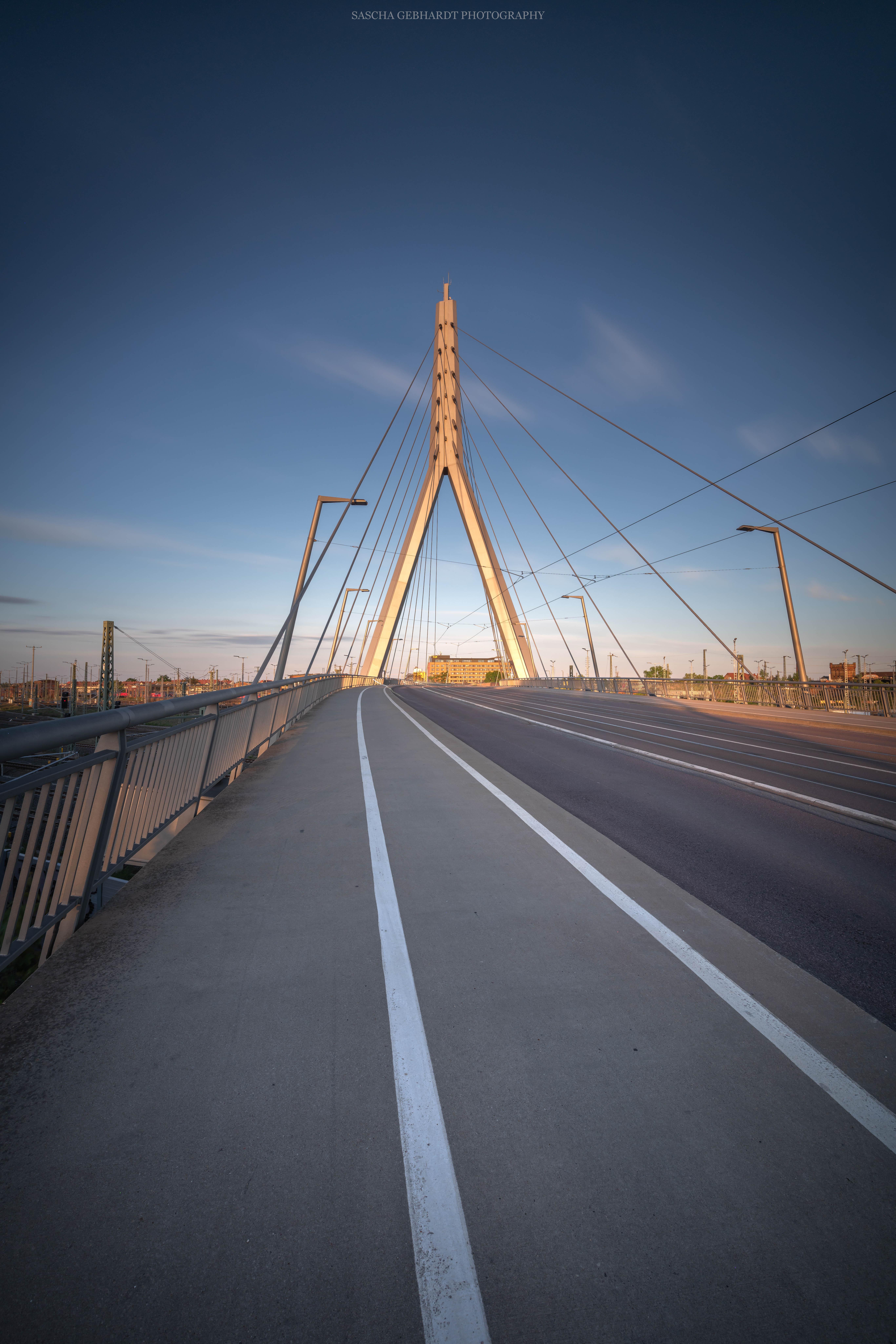 Berliner Brücke - Halle