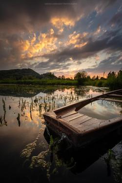 Bavaria Sunset