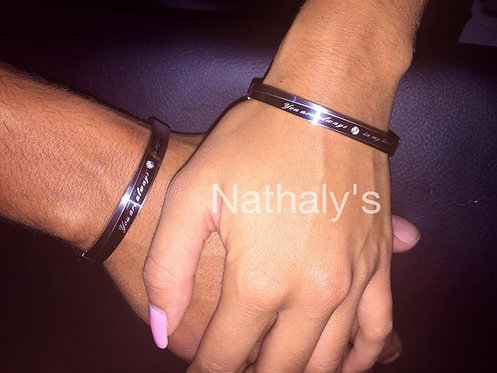 """Bracelet """"Always in my heart"""""""