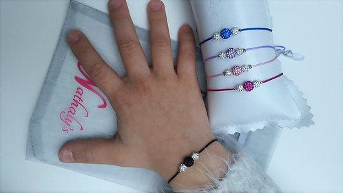 Bracelet enfant strass