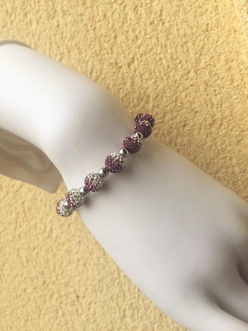 Bracelet dégradé elastique