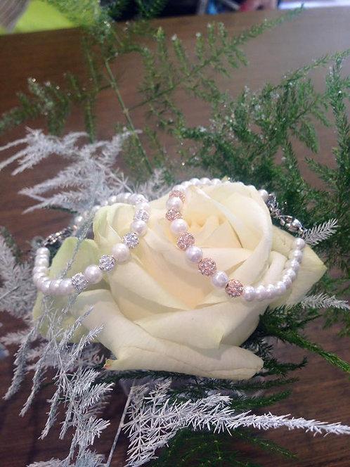 Bracelet enfant perle