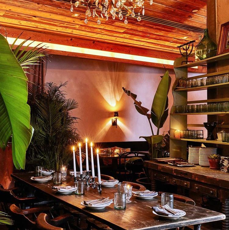 The Jungle Room