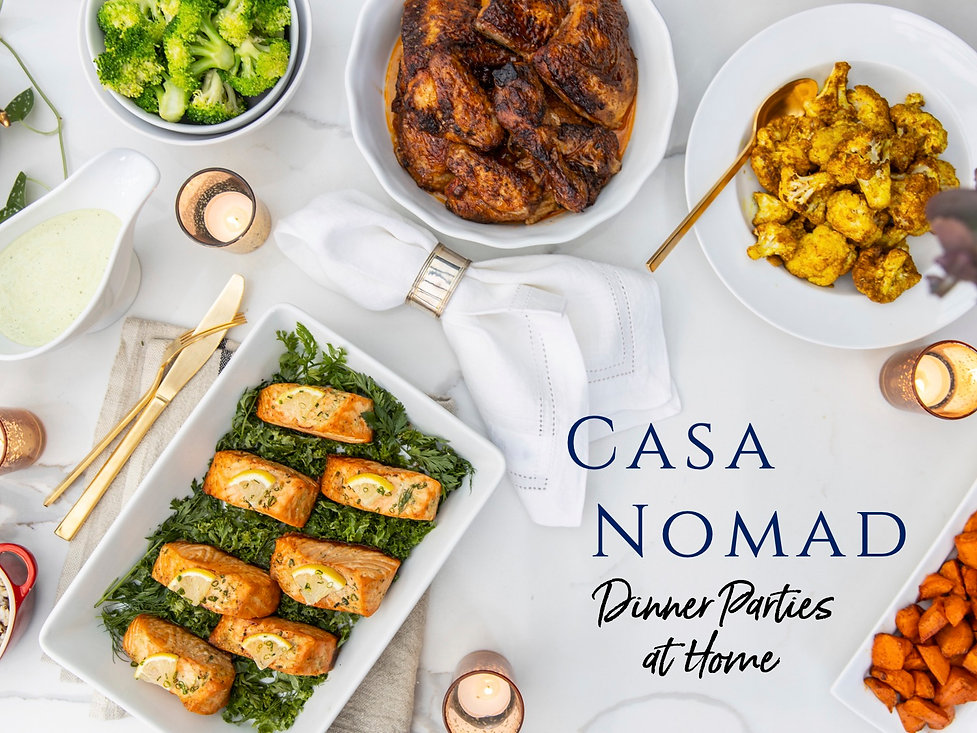 Casa Nomad Catering menu 7.17.20 (dragge