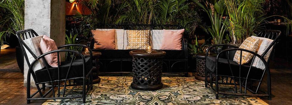 The Jungle Room Foyer