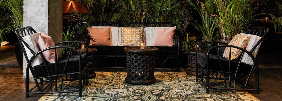The Jungle Room Foyer