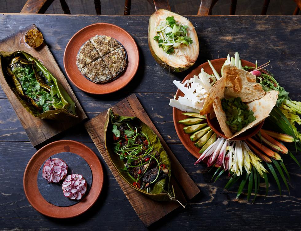 The Jungle Room Food