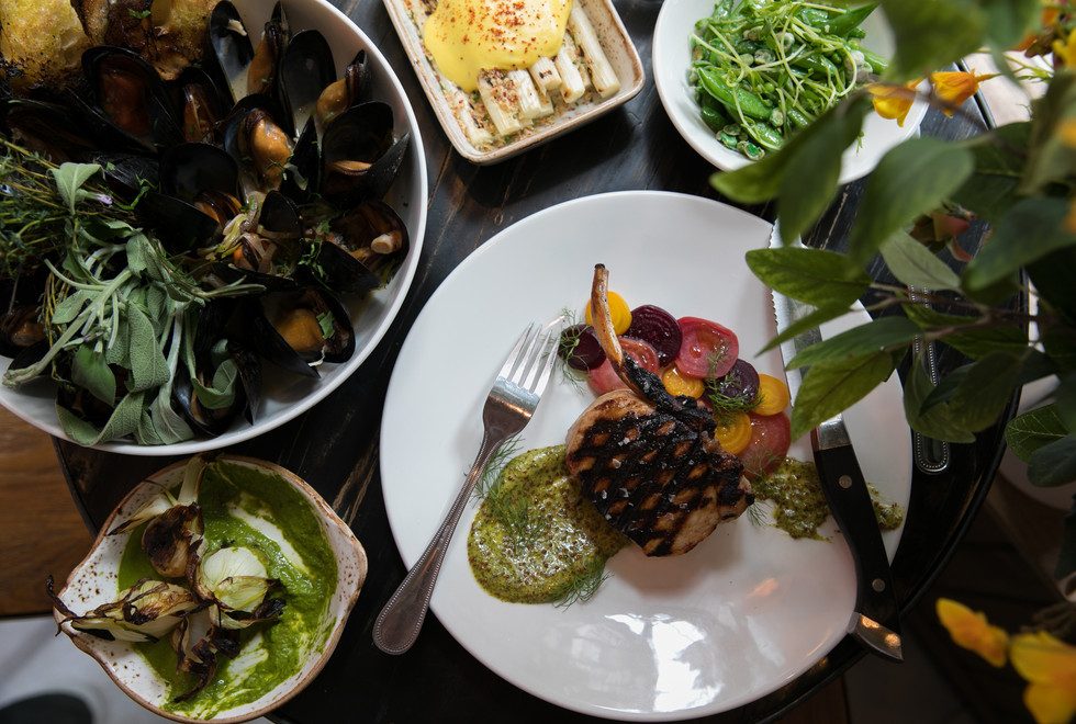 UF Spring Dishes