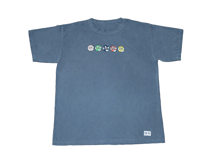 Blue Global T-Shirt