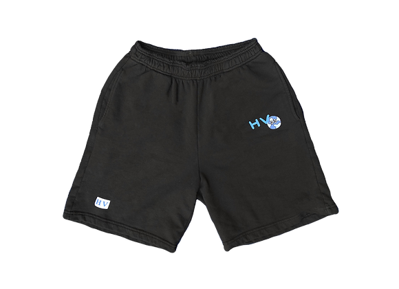 Black Global Shorts