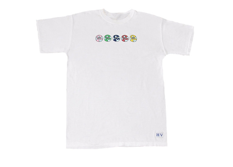 White Global T-Shirt