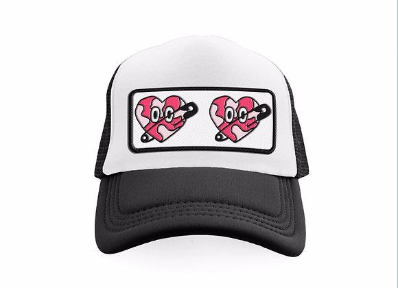 Black Healing Trucker Hat