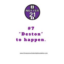 21Reasons # 7
