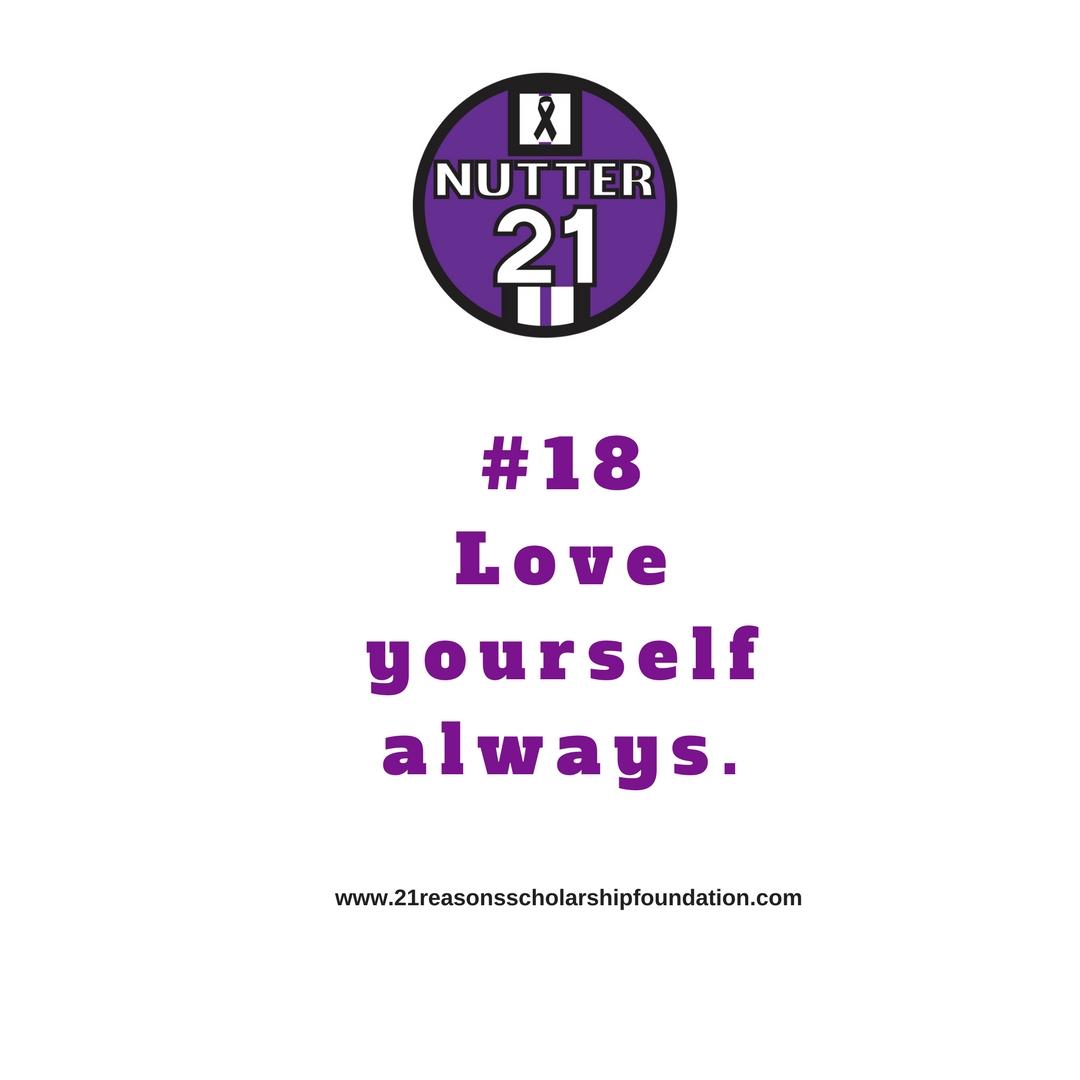 21Reasons # 18