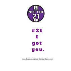 21Reasons # 21