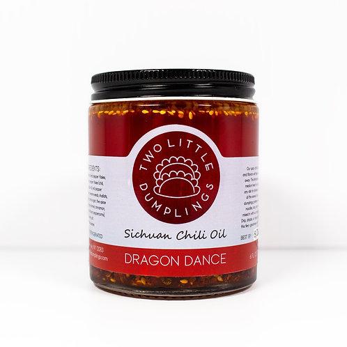 Dragon Dance Chili Oil (6oz)