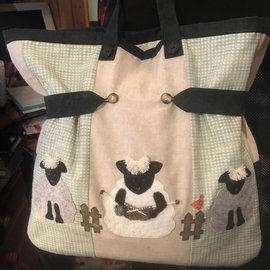 Lynne Harper woolly knitting bag view 2