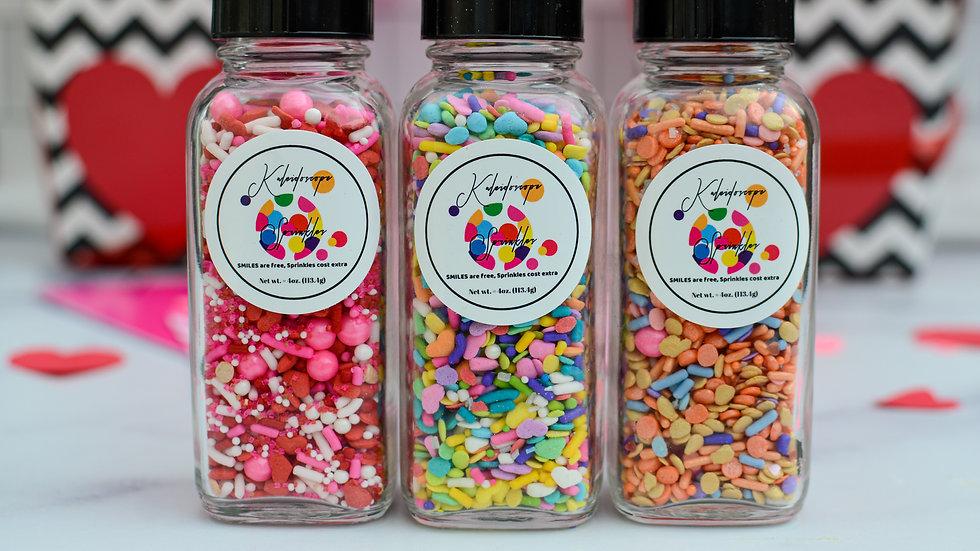 Valentines Day Sprinkle Pack