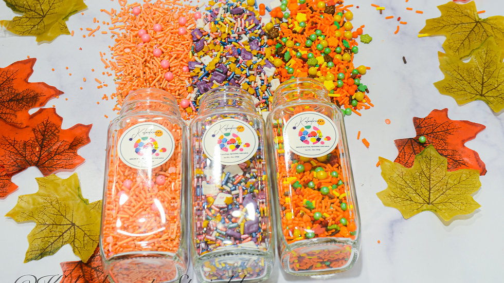 FALL Sprinkle Mix Pack