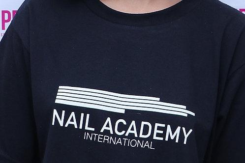 Camiseta Silk Branco - Nail academy