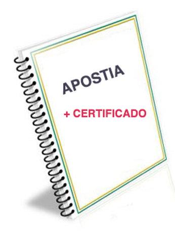 Apostila + Certificado