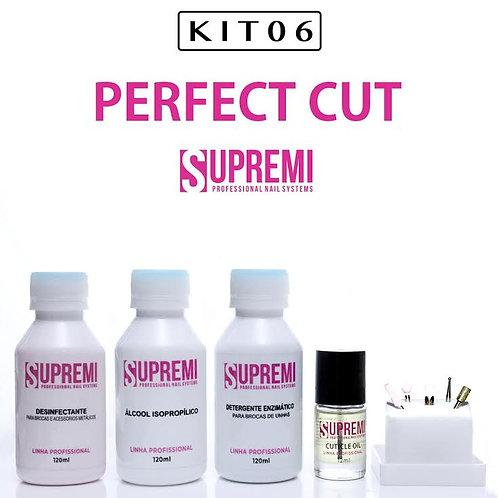 KIT 6 -Para curso de Perfect Cut