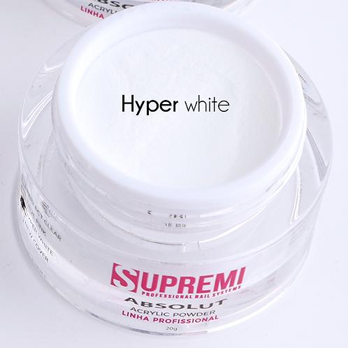 Pó Acrílico Supremi -HYPER WHITE