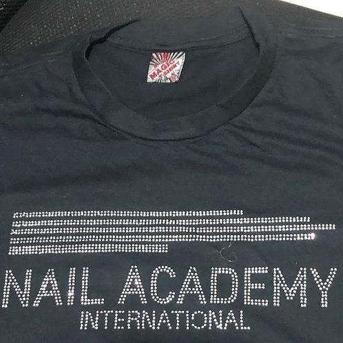 Camiseta de Strass- Nail Academy