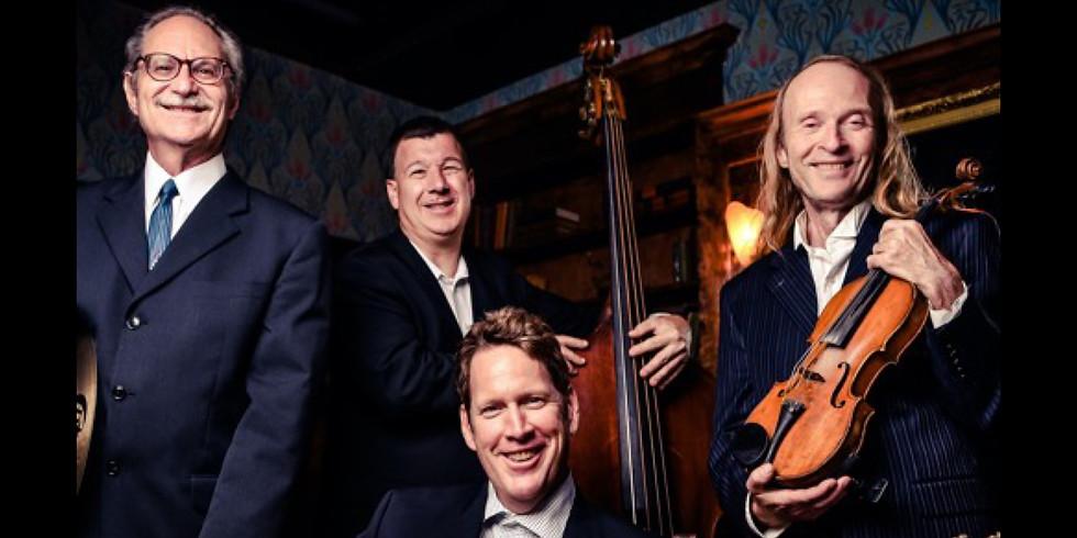 Gypsy Mania Hot Club Quartet