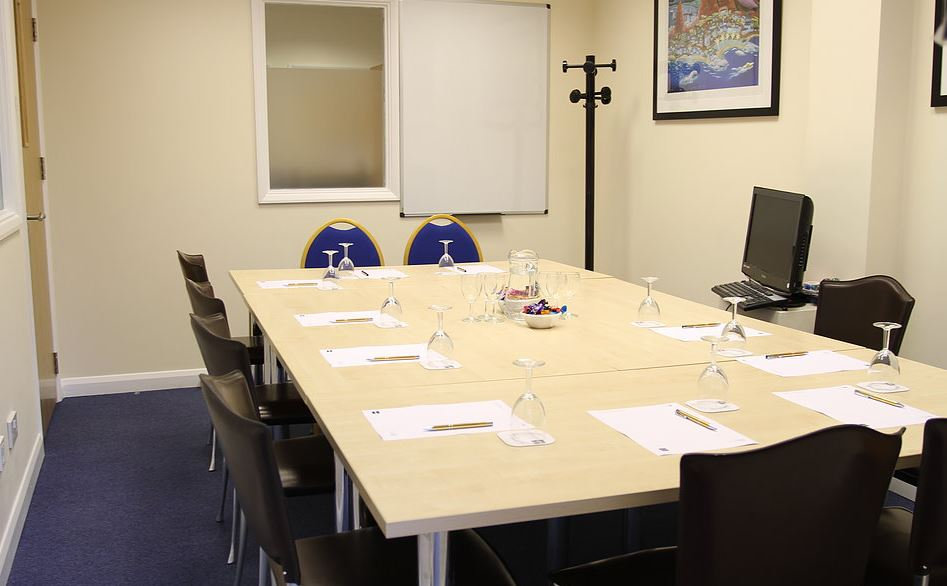 Book ELAN Meeting Room