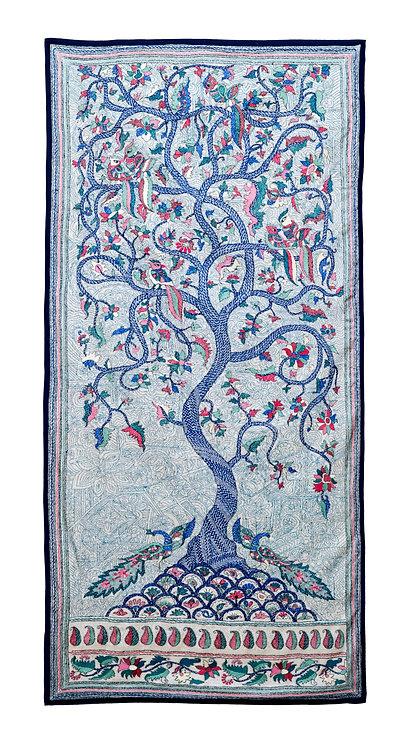 Kantha StitchArt: Tree of Life