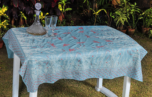 Kantha Cotton Tablecover: 001