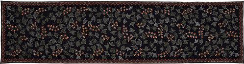 Kantha Scarf: Leaf Design /098